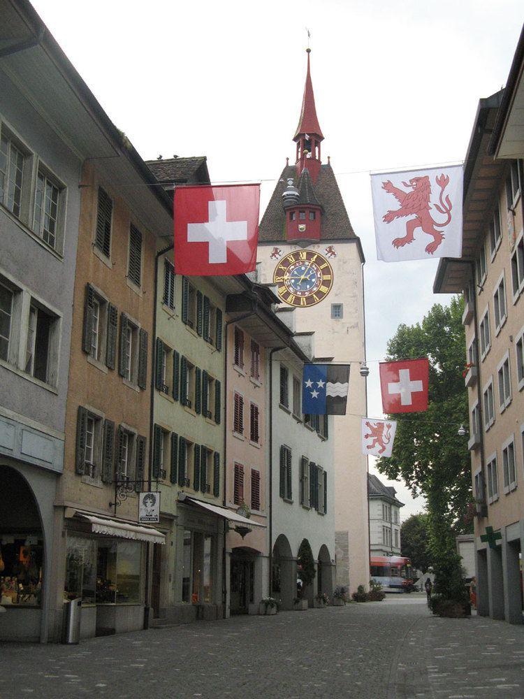 Bremgarten, Aargau in the past, History of Bremgarten, Aargau