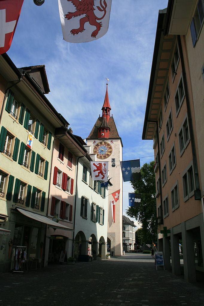 Bremgarten, Aargau Beautiful Landscapes of Bremgarten, Aargau