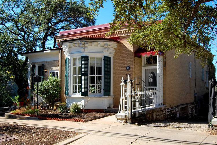 Bremond Block Historic District (Austin, Texas) Bremond Block Historic District Austin Texas Mapionet