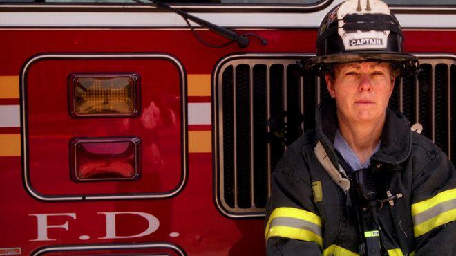 Brenda Berkman Taking the Heat The First Women Fire Fighters of New York