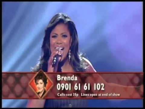 Brenda Edwards Midnight Train to Georgia Brenda Edwards X Factor YouTube