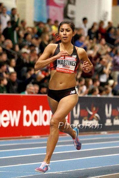 Brenda Martinez Brenda Martinez runs 153565 at Ben Brown Invite by