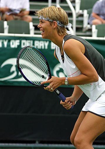 Brenda Schultz-McCarthy Brenda SchultzMcCarthy Talk Tennis