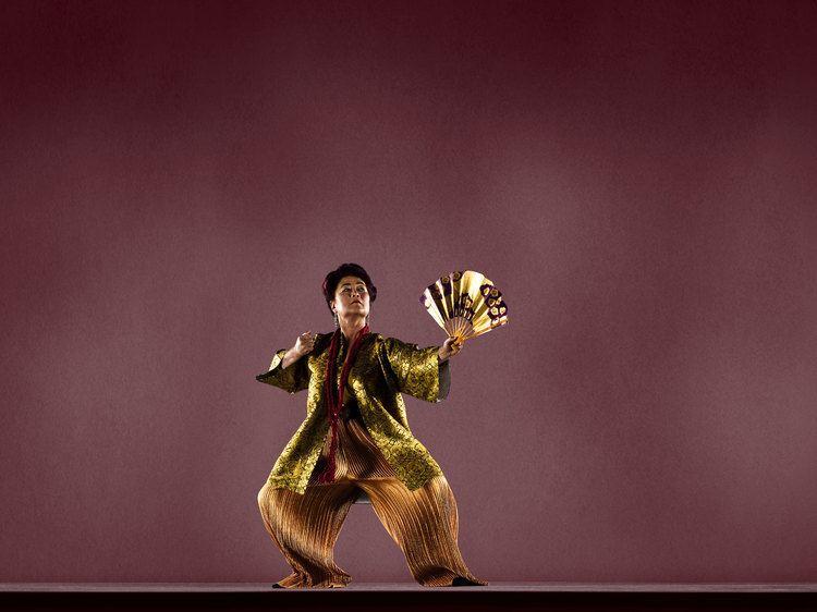 Brenda Wong Aoki World Arts West San Francisco Ethnic Dance Festival