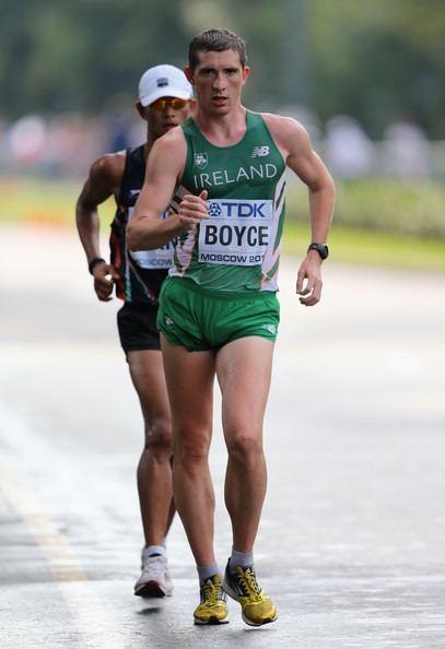 Brendan Boyce Brendan Boyce Pictures IAAF World Athletics