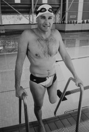 Brendan Burkett Former Tannum man ready for Rio Paralympics Gladstone Observer