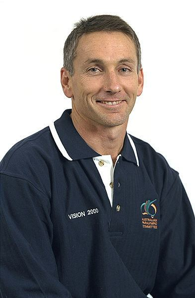 Brendan Burkett Queensland Sport Hall of Fame Sports Federation of Queensland