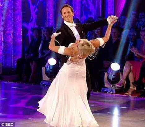 Brendan Cole Strictly Come Dancing Brendan Cole storms off the dancefloor after