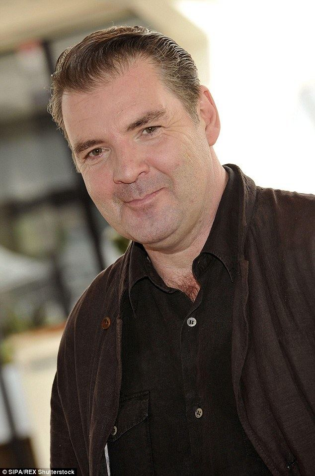 Brendan Coyle Downton Abbeys Brendan Coyle speaks about losing his father aged 17