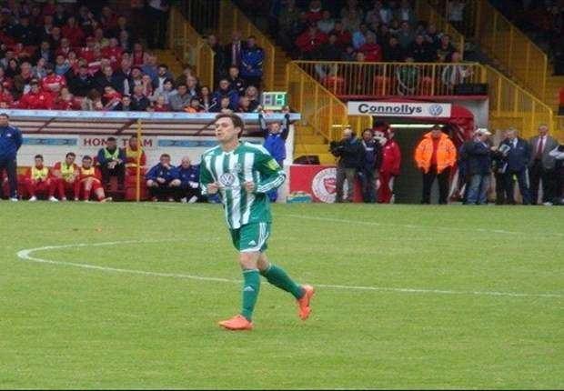 Brendan King Brendan King Blog My Professional Debut Goalcom
