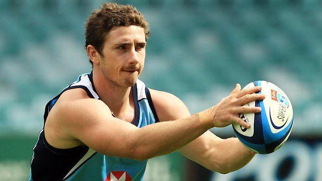 Brendan McKibbin Brendan McKibbin wants to make the Waratahs39 number nine
