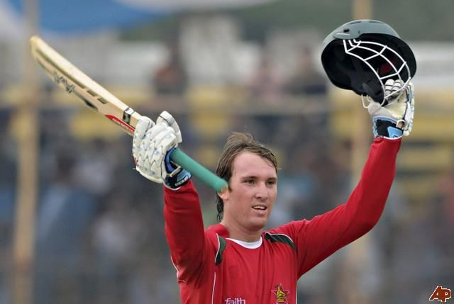 Brendan Taylor (Cricketer) in the past