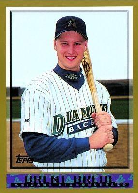 Brent Brede baseballsimulatorcombaseballcardsfrontphpid2