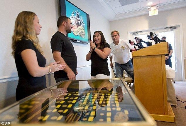 Brent Brisben Florida family find 1million in treasure from sunken 1715