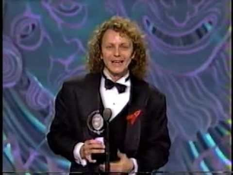 Brent Carver Brent Carver wins 1993 Tony Award for Best Actor in a