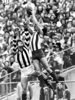 Brent Crosswell Tassie footy legend Brent Croswell backs Norths move south The