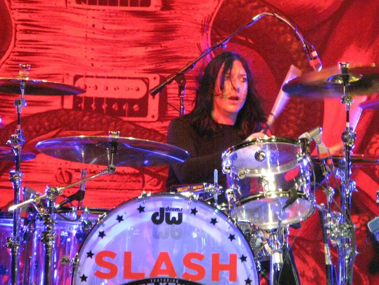 Brent Fitz The drummers actual name is Brent Fitz he39s played for