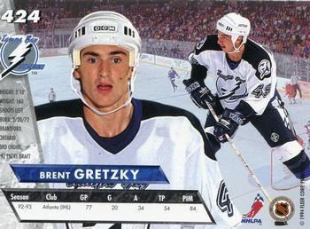 Brent Gretzky Five Lesser Known Siblings in Pro Sports History HistoryLocker
