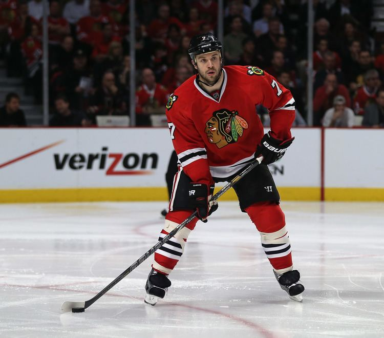 Brent Seabrook Why the Blackhawks Should Trade Brent Seabrook