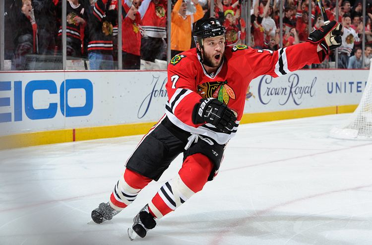 Brent Seabrook Trade Thoughts Brent Seabrook OilersNation