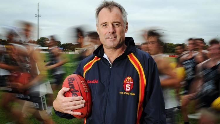 Brenton Phillips Brenton Phillips replaced as SANFL state under18 coach after 10
