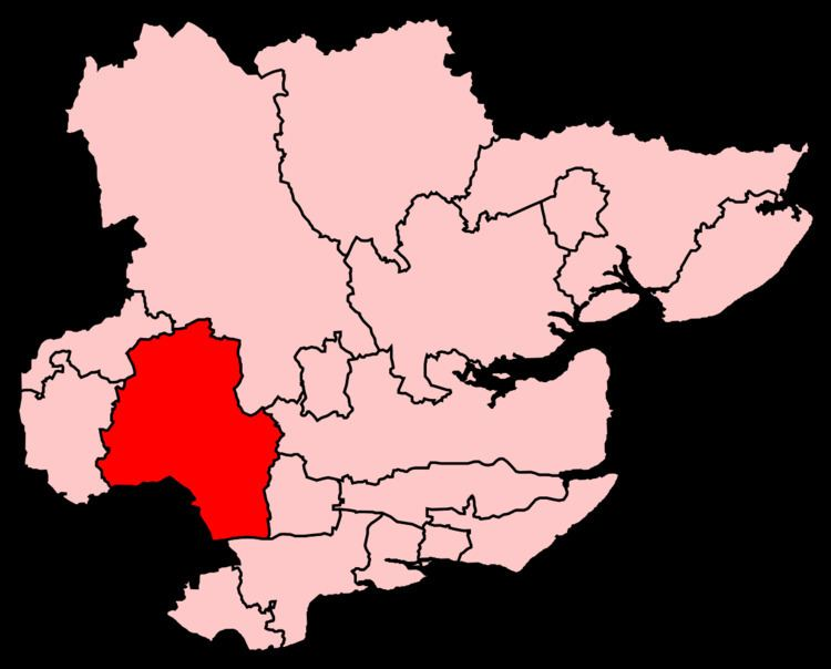 Brentwood and Ongar (UK Parliament constituency)