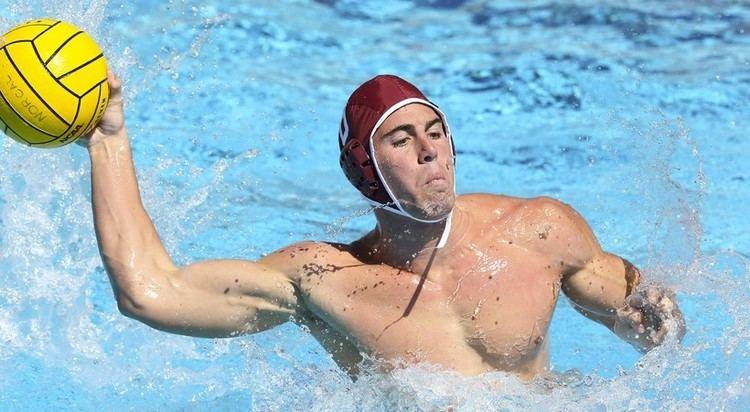 Bret Bonanni US Pan American Men39s Water Polo Team Dominates Opening
