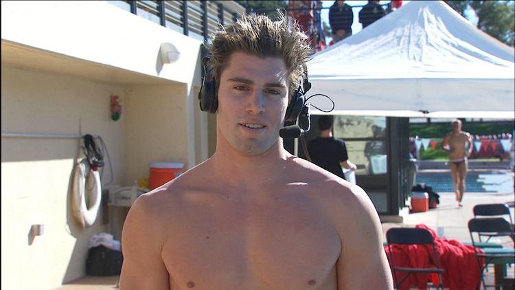 Bret Bonanni Postmatch interview Stanford39s Bret Bonanni after Big