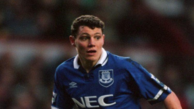 Brett Angell Brett Angell Everton Football Club