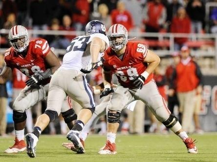 Brett Boyko NFL Draft GM LT Brett Boyko looks to continue solid play