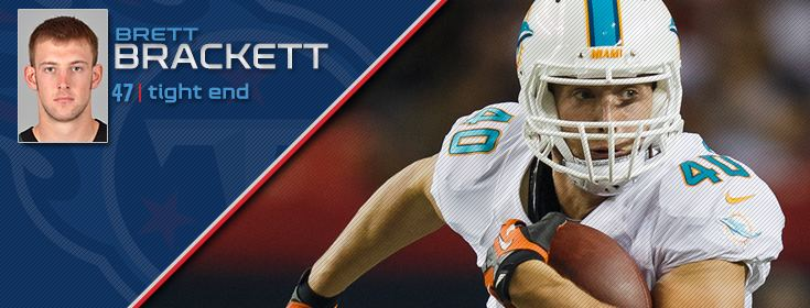 Brett Brackett Tennessee Titans Brett Brackett
