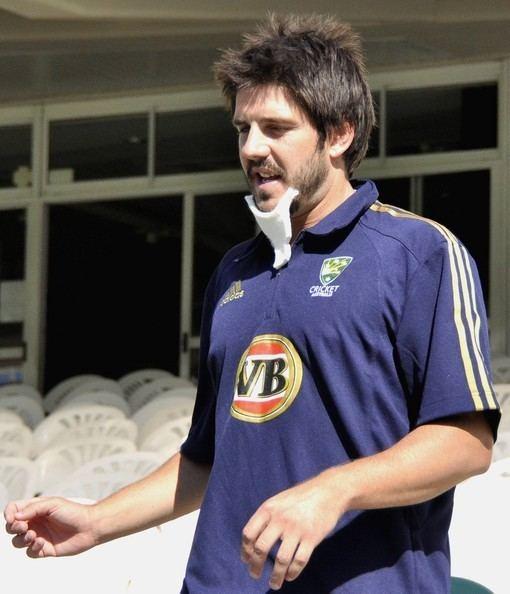 Brett Geeves (Cricketer)