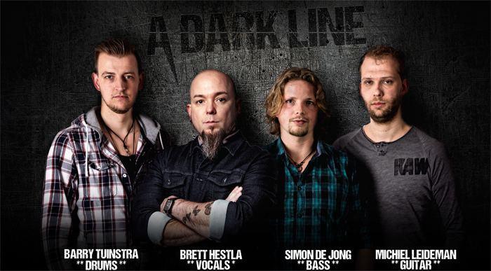 Brett Hestla A DARK LINE OFFICIAL WEBSITE