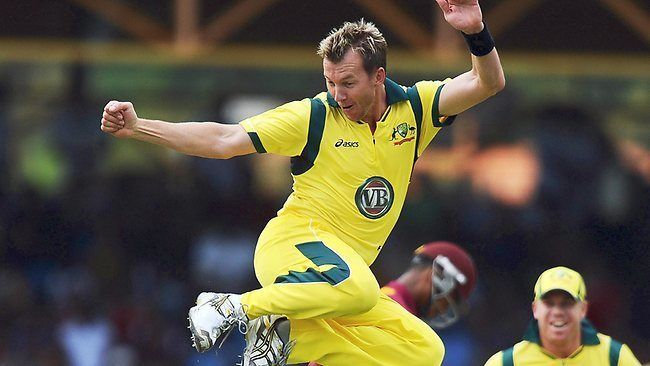 Brett Lee (Cricketer)