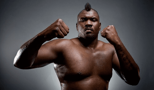 Brett Rogers Brett Rogers is looking to finish what Alistair Overeem