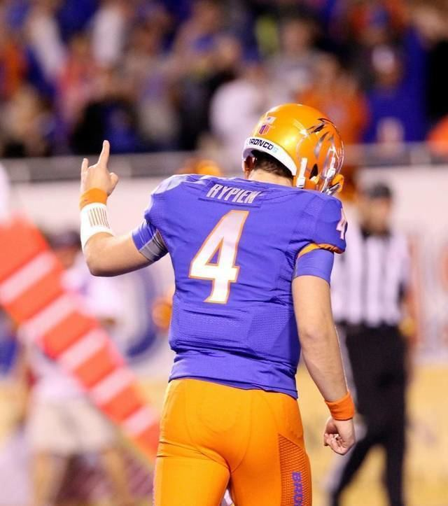 Brett Rypien Brett Rypien The hidden spark for Boise State football Idaho