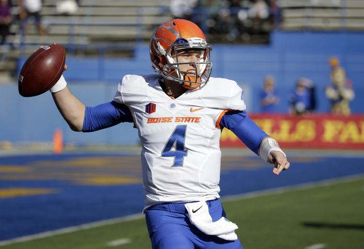 Brett Rypien Boise State QB Brett Rypien says itll be weird to play his uncle