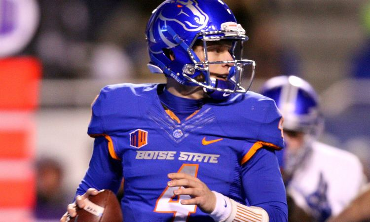 Brett Rypien Boise State Football What Happens If Brett Rypien Goes Down