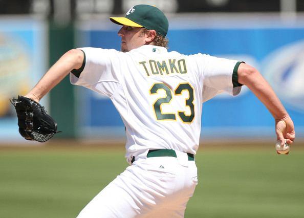 Brett Tomko Brett Tomko in Detroit Tigers v Oakland Athletics Zimbio