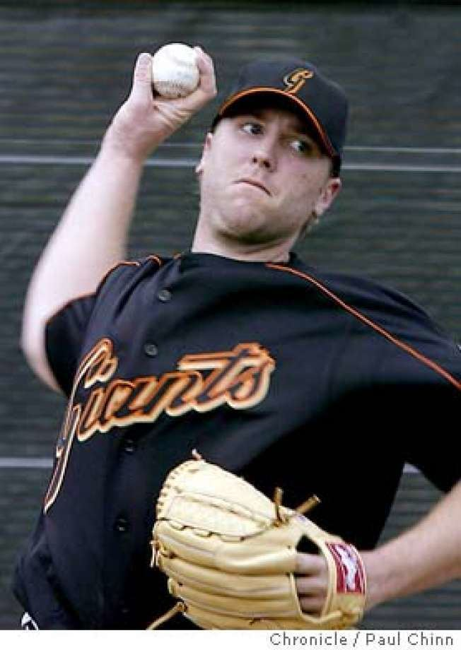 Brett Tomko Tomko can paint more than corners SFGate