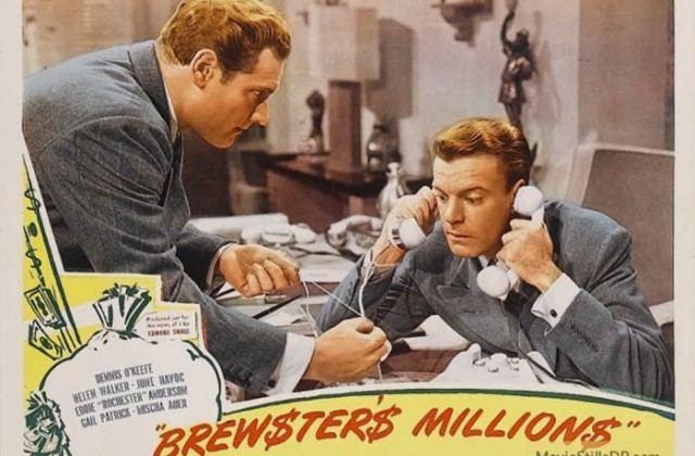 Brewster's Millions (1945 film) REVIEW Brewsters Millions 1945 wwwjaredmobarakcom