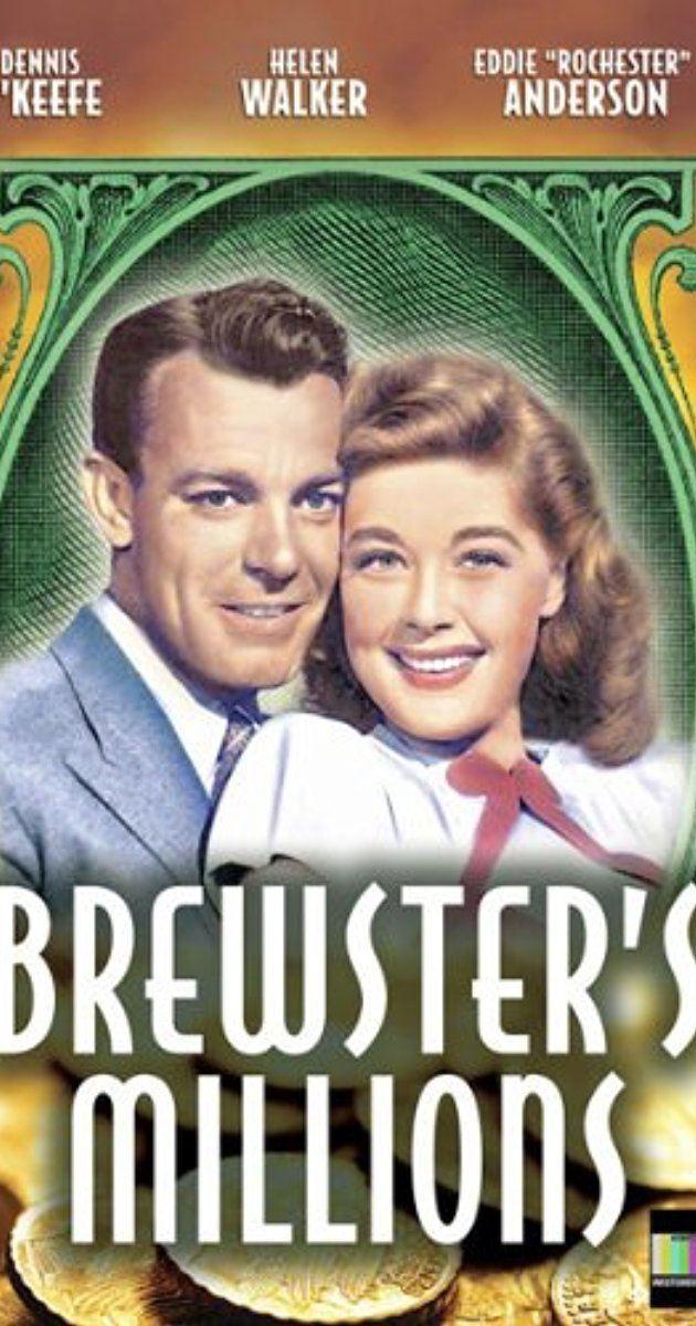 Brewster's Millions (1945 film) Brewsters Millions 1945 IMDb