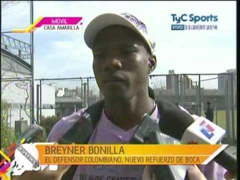 Breyner Bonilla Breyner Bonilla nuevo refuerzo YouTube