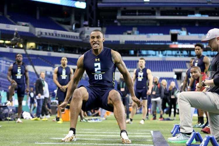 Brian Allen (running back) La Marques Brian Allen climbing NFL draft charts as cornerback