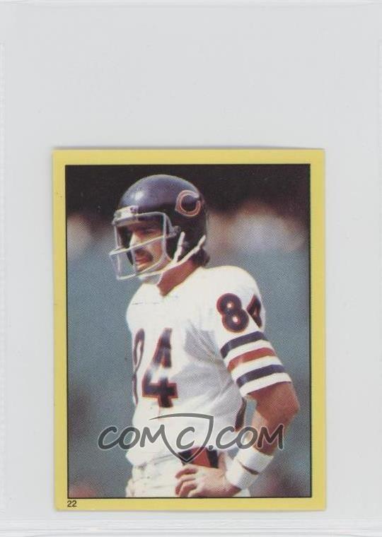 Brian Baschnagel 1982 Topps Stickers 22 Brian Baschnagel COMC Card
