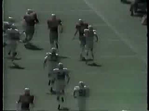 Brian Baschnagel Brian Baschnagel 48yd run Pete Johnson TD Penn State