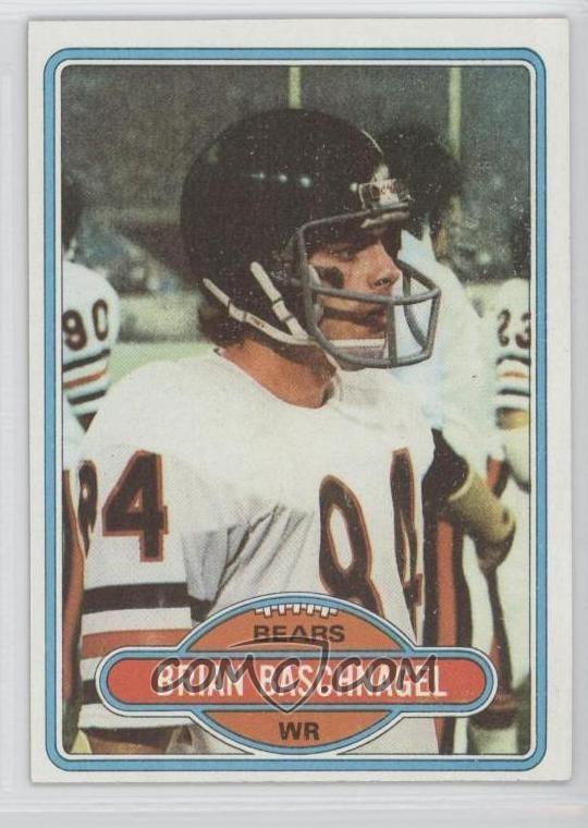 Brian Baschnagel 1980 Topps 21 Brian Baschnagel COMC Card Marketplace