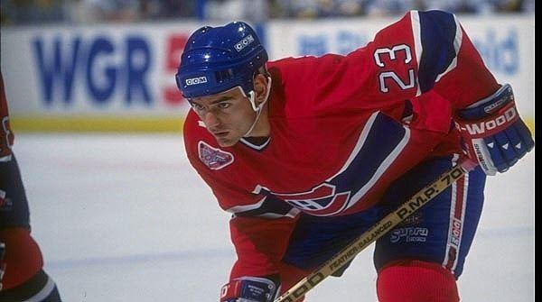 Brian Bellows HockeyLNHNHL The Hockey Unknows Brian Bellows
