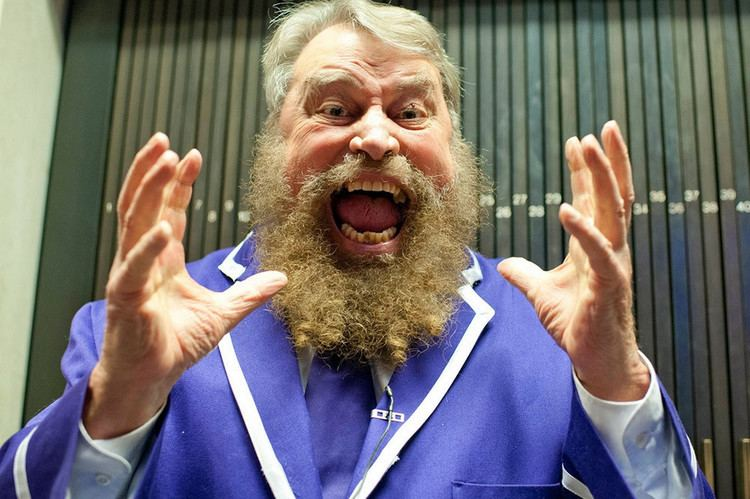 Brian Blessed Brian Blessed Gesticulating photoshopbattles