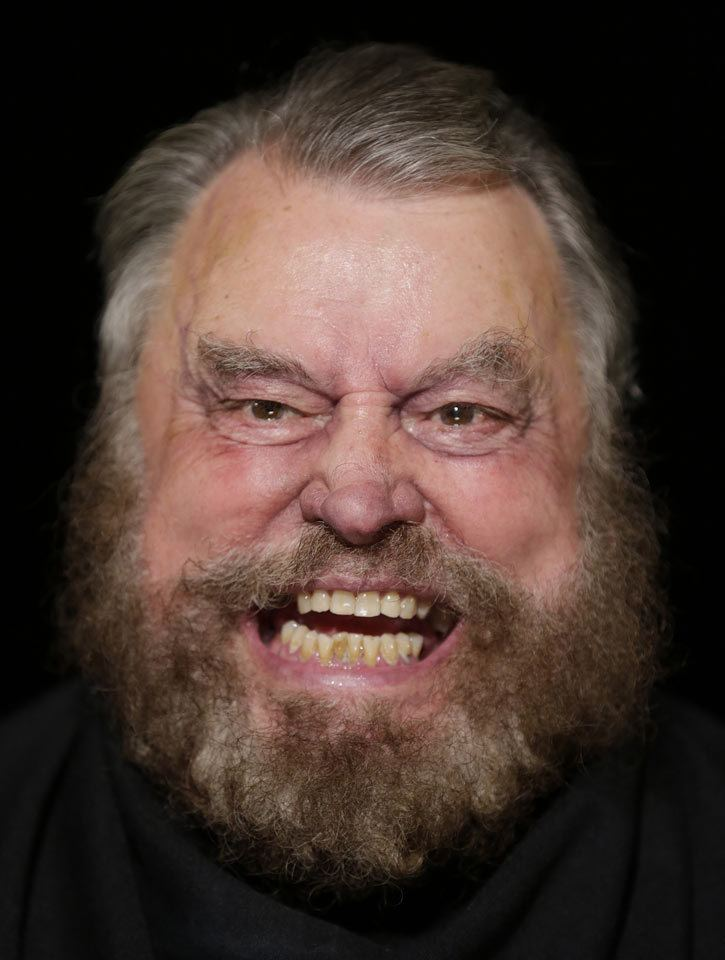 Brian Blessed Brian Blessed is Henry VIII at the New London Dungeon